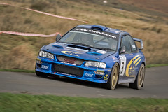 Subaru Impreza WRC (Zorro Photography) Tags: subaruimpreza rally otterburn motorsport