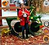 Sunny Acres Fun (Lynn English) Tags: autumn violet sunnyacres pumpkins