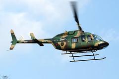 S3-BPH: Bangladesh Army Aviation Bell 206-L4. (Samee55) Tags: bangladesh dhaka tejgaon army aviation militaryrotorcraft bell 206 longranger 2017