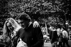L'amour sans jugement (www.danbouteiller.com) Tags: france french français rouen rouen52 normandie normandy city ville urban urbain street streetscene streetlife streets streetshot streetphoto streetphotography photoderue photo rue photographer photography photographe photographie people couple loving love walking walk hand main blond blonde femme woman homme man mono monochrome monochromatic black white noir blanc nb bw noiretblanc noirblanc blackandwhite blackwhite blacknwhite ricoh ricohgr ricohgr2 ricohgrii gr gr2 grii 28mm 28 contrast compact composition contraste outside extérieur