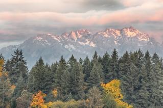 Fall Sunrise (Explored)
