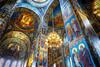 kerk van de verlosser op het bloed (2) (roberke) Tags: church kerk mozaik interieur indoor kleurrijk impressive sintpetersburg windows ramen vensters detail closeup
