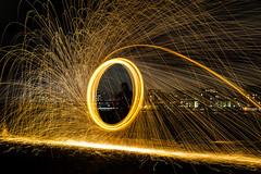 171028 2185 (steeljam) Tags: steeljam nikon d800 lightpainters greenwich wirewool spinning halloween