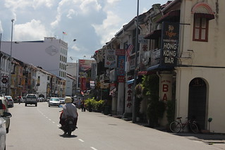 Lebuh Chulia, Georgetown, Penang