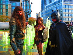 Justice League Cosplay (the_gonz) Tags: justiceleague justiceleaguecosplay dccomicscosplay dc outofthisworld sheffieldcomiccon comiccon