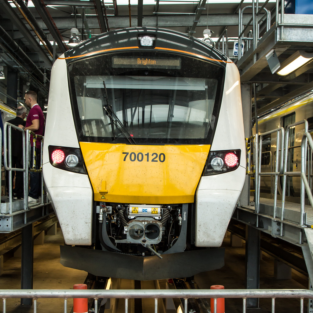 The World 39 S Best Photos Of Class And Thameslink Flickr
