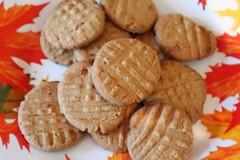 Peanut butter cookies (cynthiarobb) Tags: