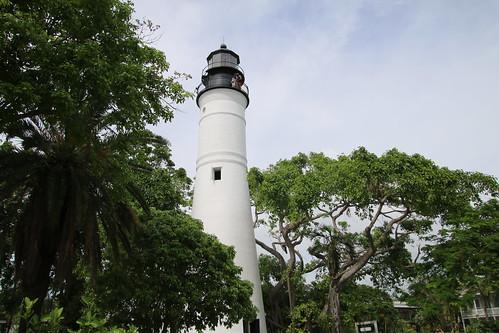 Visit to Key West Lighthouse (Key West, Florida) -  October 12, 2017