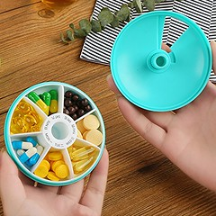 Week pill container (mywowstuff) Tags: gifts gadgets cool family friends funny shopping men women kids home
