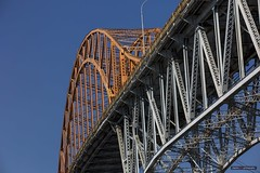 The Bridge That Thomas Built (Clayton Perry Photoworks) Tags: vancouver bc canada fall autumn explorebc explorecanada surrey bridge patullobridge brownsvillebarbeach