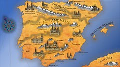 Al Andalus (FPHx) Tags: alandalus spain umayyad emir emirate abdalrahman seville toledo oviedo santiagodecompostela cordoba valencia murcia almeria malaga barcelona zaragoza pamplona early islamic conquest