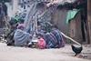 Kawardha - Chhattisgarh - India (wietsej) Tags: kawardha chhattisgarh india sony a700 zeiss sal135f18z sonnar13518za 13518 morning fire people family rural village wietse jongsma bhoramdeo