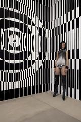 OP AGA 27_2474 (VonMurr) Tags: aga opart mural blackwhite przygodyzopartem fundacjastefanagierowskiego poland maurycygomulicki