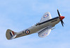 Supermarine Spitfire FRXVIII SM845 (Steve G Wright) Tags: supermarine spitfire sm845 ww2 bob raf iwmduxford iwm aircraft airshow airdisplay aviation flyingdisplay display duxford duxairshows