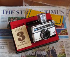 Kodak 177X Instamatic (orzalana69) Tags: kodak instamatic 177x mint unused boxed analog camera vintage made england orzalana