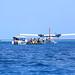 Sea plane - Maldives