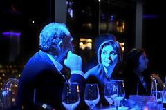 Photographers' Gala Dinner Chat! (Raphael de Kadt) Tags: pssa randlords dinner johanesburg braamfontein nightphotography candidcamera galadinner awardsceremony 41dekortestreet photograohicsocietyofsouthafrica southafrica