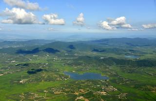 View on Pyongan namdo province