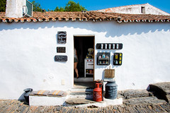 Casa Tial (amcatena) Tags: travel buildings house old architecture portugal shop casa oil tradition loja azeite montaraz
