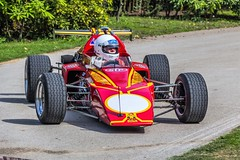 Dempster Ensign KNF3 returning to the Paddock (John Tif) Tags: 2017 crystalpalace dempsterensignknf3 car motorspot