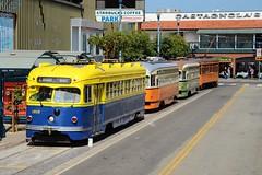 (The Funky Munky) Tags: sanfrancisco sf tram nikond7000 d7000 nikon california usa