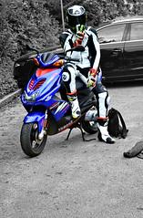 Scooter (driver Photographer) Tags: 摩托车,皮革,川崎,雅马哈,杜卡迪,本田,艾普瑞利亚,铃木, オートバイ、革、川崎、ヤマハ、ドゥカティ、ホンダ、アプリリア、スズキ、 aprilia cagiva honda kawasaki husqvarna ktm simson suzuki yamaha ducati daytona buell motoguzzi triumph bmv driver motorcycle leathers dainese