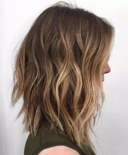 Trendy Hair Highlights Short Hair Balayage Styles