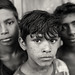 Bangladesh, street kids in Khulna
