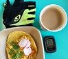 Coffeeneuring 2017 No. 5 (Mr.TinDC) Tags: dc washingtondc brookland foxlovestaco breakfast coffeeneuring coffee biking garmin gloves taco tacos food