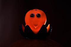 Happy Kraken (gdajewski) Tags: d750 dajewski hmm halloween macromondays nikond750 r1c1 r1c1wirelesscloseupspeedlightsystem sbr200s tokina100mmf28atxm100afprodmacro closeup gdajewski macro