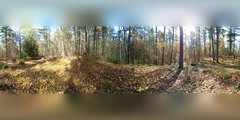 Rutland Prison Camp Cemetery (brooksbos) Tags: cemetery prison prisoner burial graves brooks brooksbos rutland hidden secret 360 pano panorama lg g6 smartphone massachusetts newengland fall autumn abandoned spirits dead geotagged