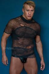 Carter Wilson (AshlandT) Tags: carterwilson atp ashlandthomas rockyhorror men malemodel fitness muscles n2n n2nbodywear underwear male
