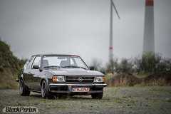 Opel Ascona B (sag-cheese.de) Tags: car oldtimer youngtimer ascona opel asconab lowered tuning