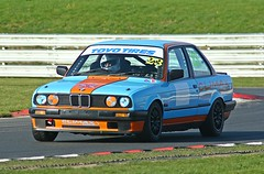 Snetterton, 14th. and 15th. October 2017. (rjs99.5nompere) Tags: bmw320 snetterton nelson yusufosman