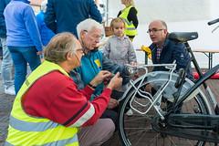 P63_2772 (PietervandenBerg) Tags: fietsersbond drechtsteden papendrecht 2017 markt meent wethouder jannathan rozendaal marco hoogland