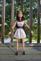 Oh, Mighty Isis (trev2005) Tags: barbir custom mighty isis tv series joanna cameron doll action figure