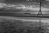 Crosby Beach (paul_taberner_photography) Tags: crosbybeach liverpool blackwhite blackandwhite