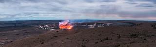 Volcano Lava Pano