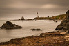 Fog Rolls In at Pigeon Point (rlb1957) Tags: pigeonpoint lighthouse sanmateocounty california seascape bw nd filter lightstation