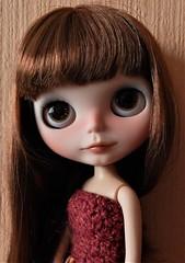 Custom Blythe Nina