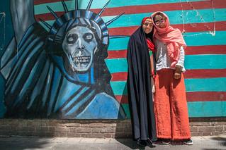 Den of Espionage (Former US Embassy), Tehran, Iran