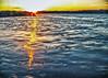 Autumn morning (BigWhitePelican) Tags: helsinki finland mustikkamaa sea morning sun sunrise rays canoneos70d adobelightroom6 niktools 2017 september