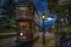 Last Stop (Darwinsgift) Tags: tram tramway village crich hdr nikkor pc e nikon d850 pce 24mm f35