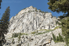 "Rock formations along South Fork Cascade Canyon • <a style=""font-size:0.8em;"" href=""http://www.flickr.com/photos/63501323@N07/36907743663/"" target=""_blank"">View on Flickr</a>"