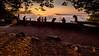 Welcome to the Saarschleife (Eifeltopia) Tags: travel reise saarschleife saarland viewpoint fog mist nebel work focused goodmood sunrise sonnenaufgang herbst leaves frame autumn seaoffog oceanoffog shadow trees treecanopy orscholz mettlach nohn rising awakening