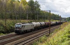 111Ed-001 (Łukasz Draheim) Tags: polska poland pociąg pkp landscapes landscape kolej nikon d5200 bydgoszcz train railway railroad rail scenerie scenery cargo