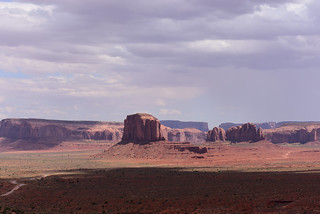Monument Valley Navajo Tribal Park, Arizona, US August 2017 729