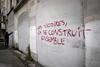 "#Manif10octobre #Nantes #GameOfTags: ""Les Victoires ça se construit Ensemble"" (ValK.) Tags: gameoftags loitravailxxl pjlterrorisme loitravail cabanedupeuple etatdurgencepermanant maisondupeuple nantes politique valk demonstration fonctionpublique graff graffiti greve intersyndicale manifestationunitaire social tag"