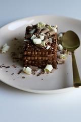 moka dupont (awhiskandaspoon) Tags: food homemade sweet dessert cookies cake tuesdayswithdorie twd bcm chocolate