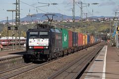 Dispolok 189 288 Weil am Rhein (daveymills37886) Tags: dispolok 189 288 weil am rhein baureihe cargo mrce sbb es64f4 siemens